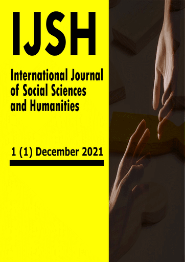International Journal of Social Sciences and Humanities