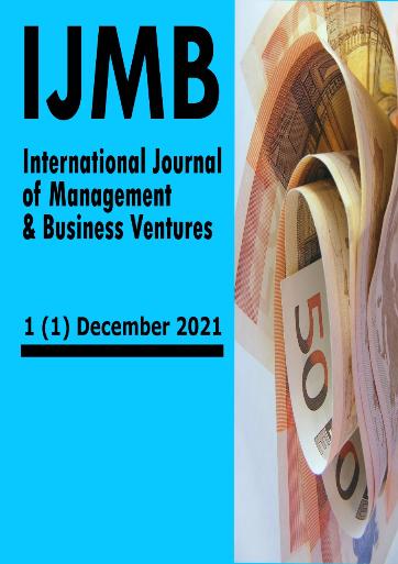 International Journal of Management & Business Ventures