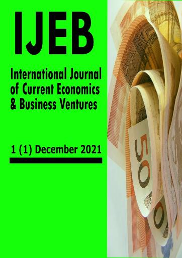 International Journal of Current Economics & Business Ventures